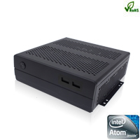 4 LAN Mini PC Small Computer