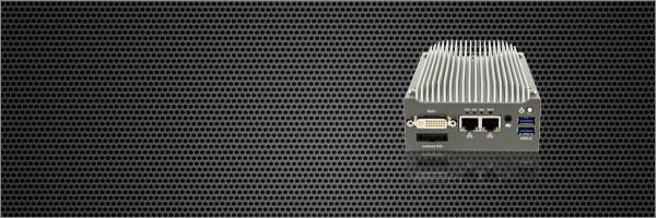 Numi 210F BayTrail 2xLAN / 4xCOM Ports Low Power Mini PC