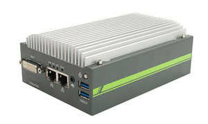 Numi 76EF i7 Fanless Mini PC with PCIe x16 Slot