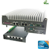 5 LAN Mini PC Small Computer